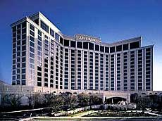 Beau Rivage Hotel Resort Biloxi Mississippi