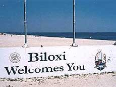 Welcome To Biloxi Mississippi