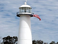 Lighthouse Biloxi Mississippi