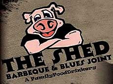 The Shed Barbeque Blues Joint Biloxi Mississippi
