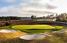 Shell Landing Golf Course Biloxi Mississippi