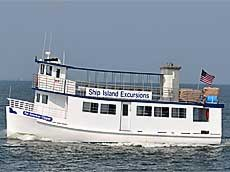 Ship Island Excursions Gulfport Mississippi